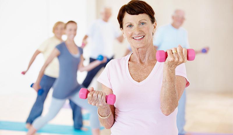 Urheiluhallit ryhmäliikunta   Fitness ja Terveellinen syöminen